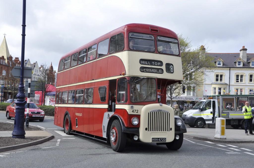 Huddersfield Daimler East Lancs