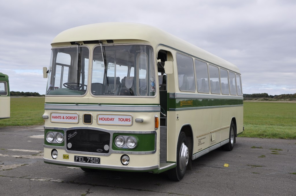 Our old Bristol MW which we sold to buy 9 - still going strong!
