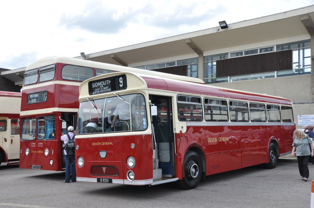 With Stagecoach's newly restored Atlantean